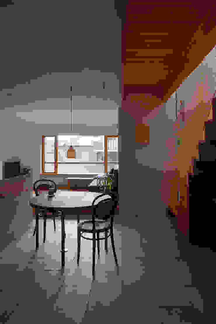 من 有限会社建築計画 إسكندينافي البلاط