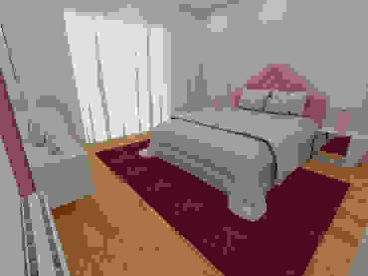 Dormitorios infantiles de estilo moderno de Atelier Kátia Koelho Moderno