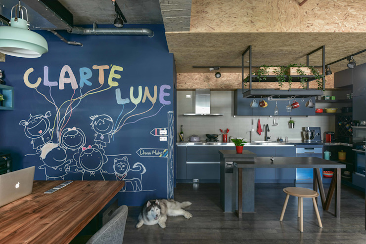 澄月室內設計 Kitchen units