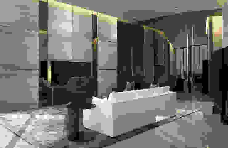 Modern living room by NEUMARK Modern