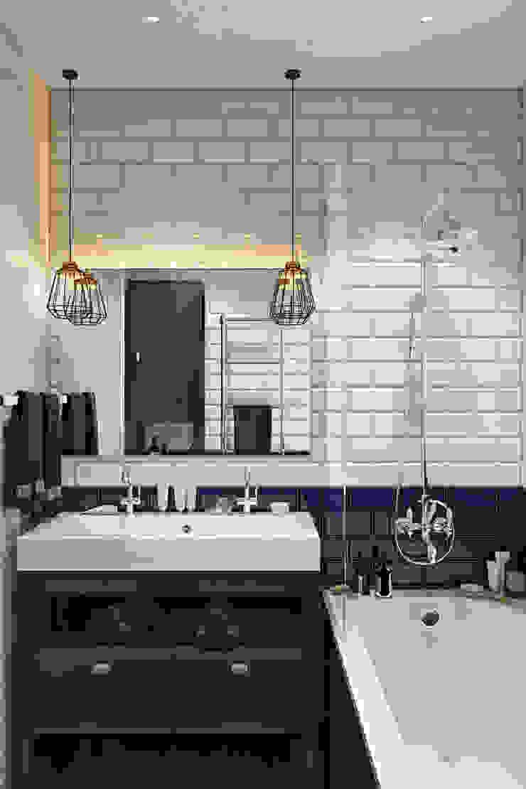 모던스타일 욕실 by FISHEYE Architecture & Design 모던