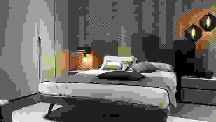Arredamento Camere da Letto Camera da letto moderna di Formarredo Due design 1967 Moderno