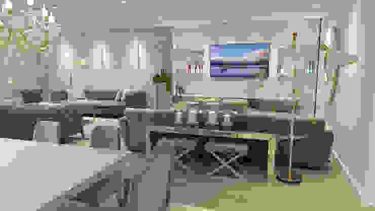 Living room by Glim - Design de Interiores, Classic
