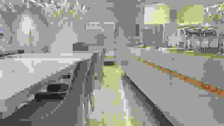 Classic style dining room by Glim - Design de Interiores Classic