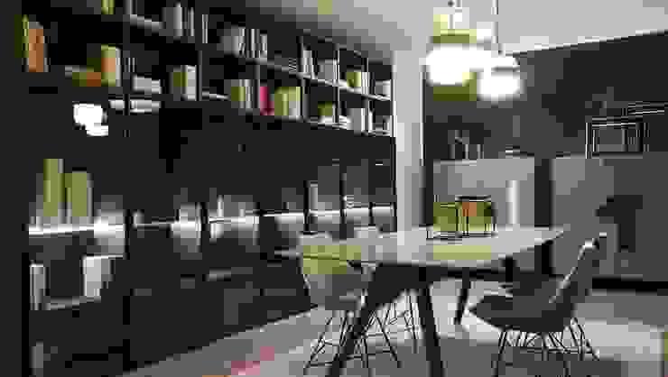 Arredamento Soggiorno e Divani Soggiorno moderno di Formarredo Due design 1967 Moderno