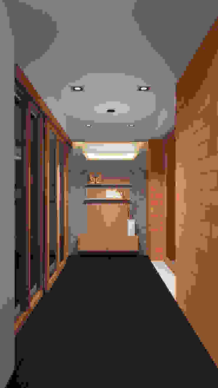 Foyer Pilaster Studio Design
