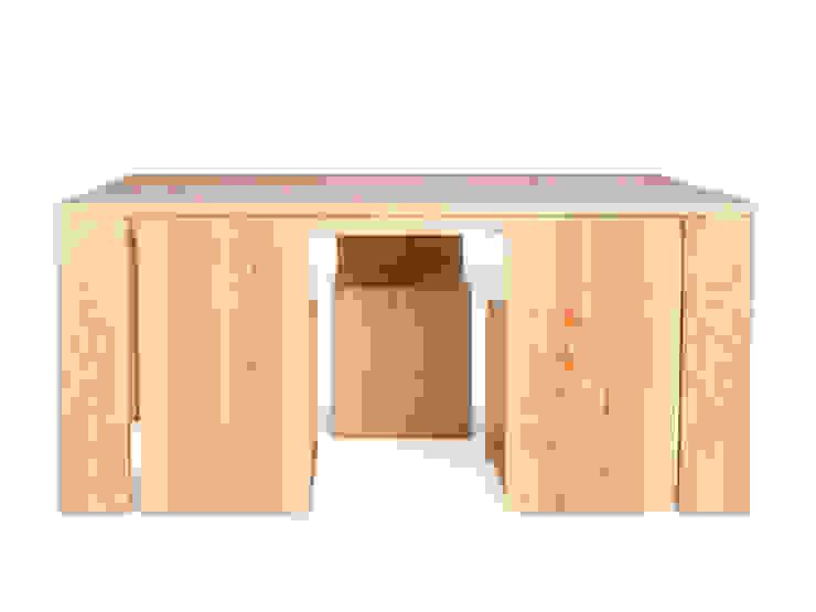 por homify Moderno Madeira Acabamento em madeira