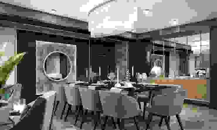 Salle à manger moderne par VERO CONCEPT MİMARLIK Moderne