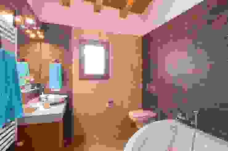 浴室 by Diego Cuttone, arquitectos en Mallorca,