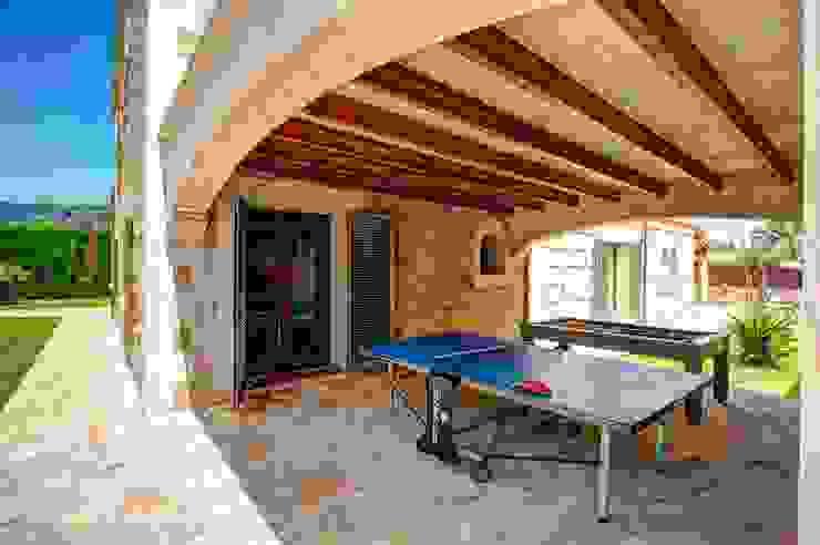 zona de juego de Diego Cuttone, arquitectos en Mallorca Mediterráneo
