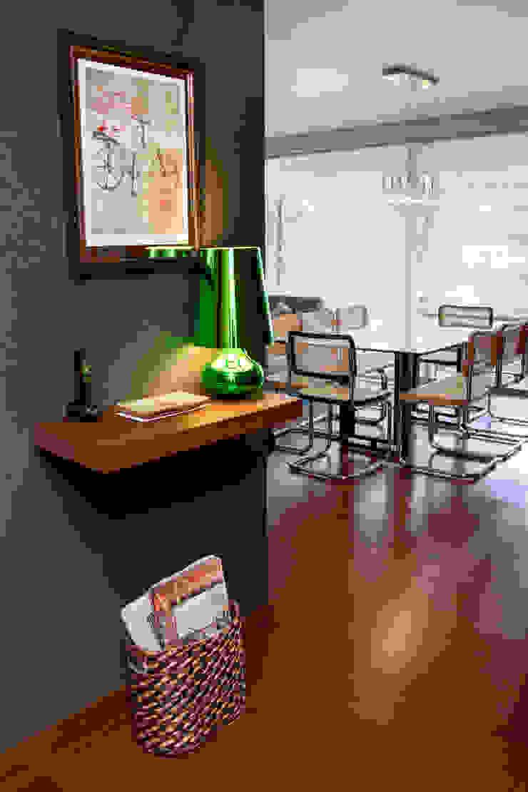 Vista Hall Acceso de Moon Design Moderno
