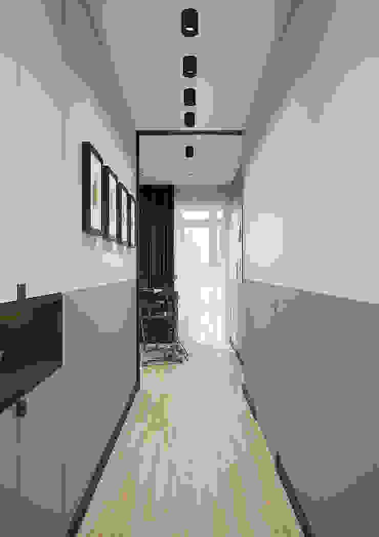 Modern Study Room and Home Office by Дизайн Студия 33 Modern