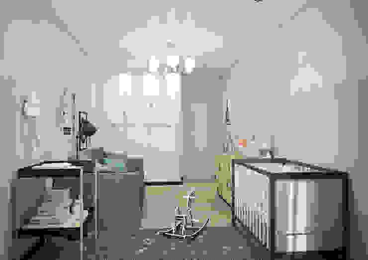 Modern Kid's Room by Дизайн Студия 33 Modern