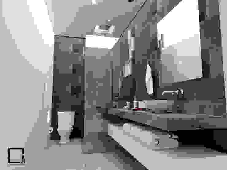 Baño casa habitacion Baños modernos de Osuna Arquitecto Moderno