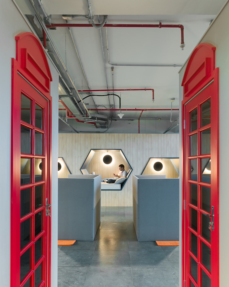 Spazhio Croce Interiores Commercial Spaces