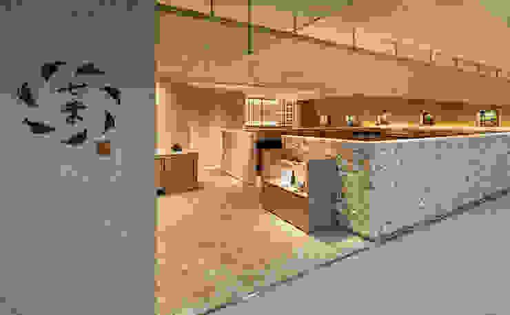 di 株式会社KAMITOPEN一級建築士事務所 Moderno Pietra
