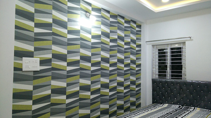 Enrich Interiors & Decors Walls & flooringWallpaper