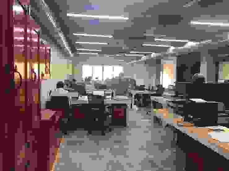 floor plan design by Swiftpro Interior Designers in Delhi Industrial