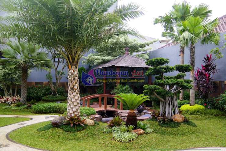Tukang Taman Surabaya - flamboyanasri Офісні будівлі