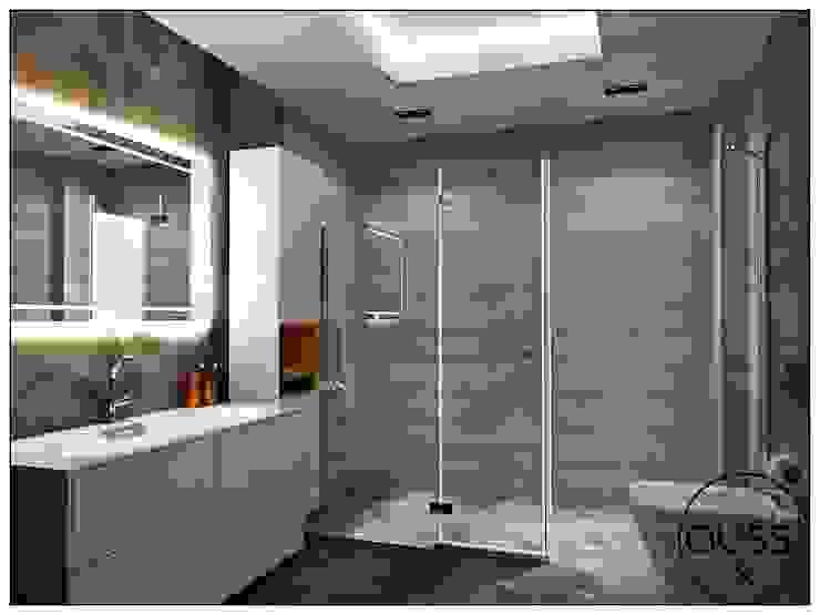 Bathroom by ALİSSİ TASARIM STÜDYOSU