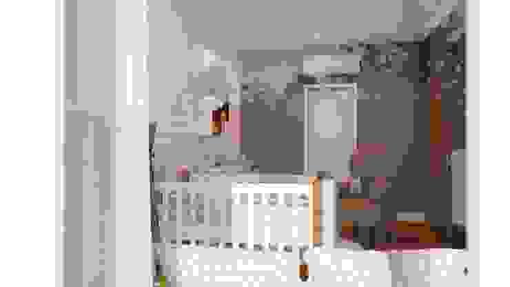 Quarto Bebê: Quartos de bebê  por Studio MP Interiores ,Moderno MDF