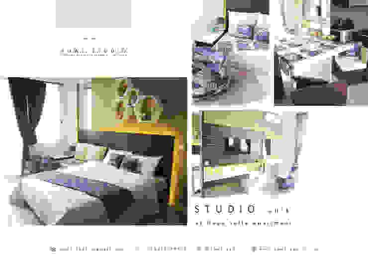 Dago Suite – Batik studio Oleh POWL Studio Klasik