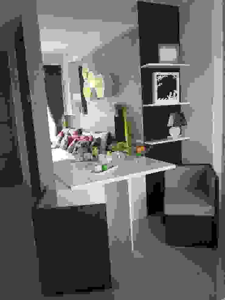 Dago Suite – Apartment Studio Oleh POWL Studio Minimalis
