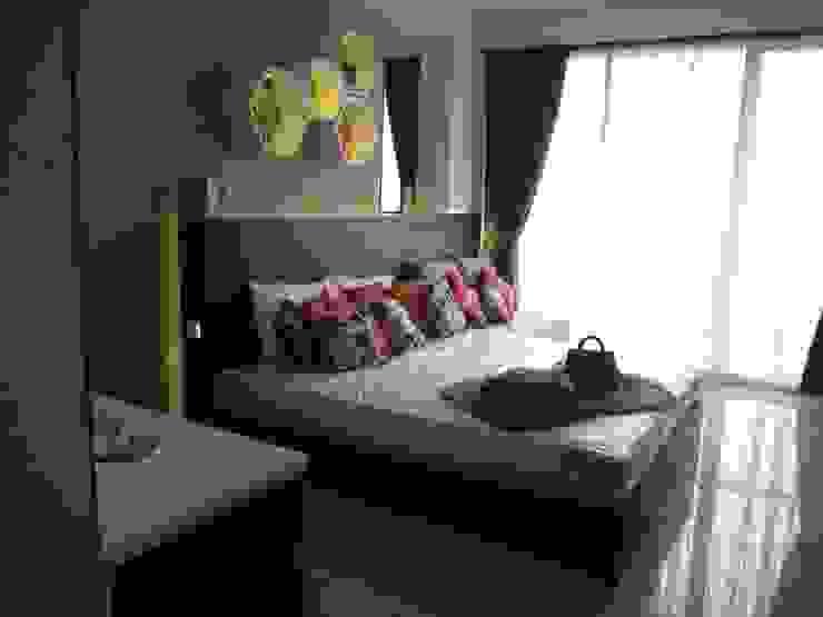 Dago Suite - Apartment Studio Kamar Tidur Minimalis Oleh POWL Studio Minimalis