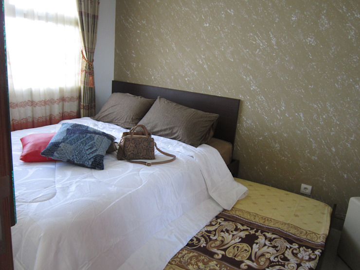 Dago Suite – Single Unit 1 Bedroom Kamar Tidur Modern Oleh POWL Studio Modern