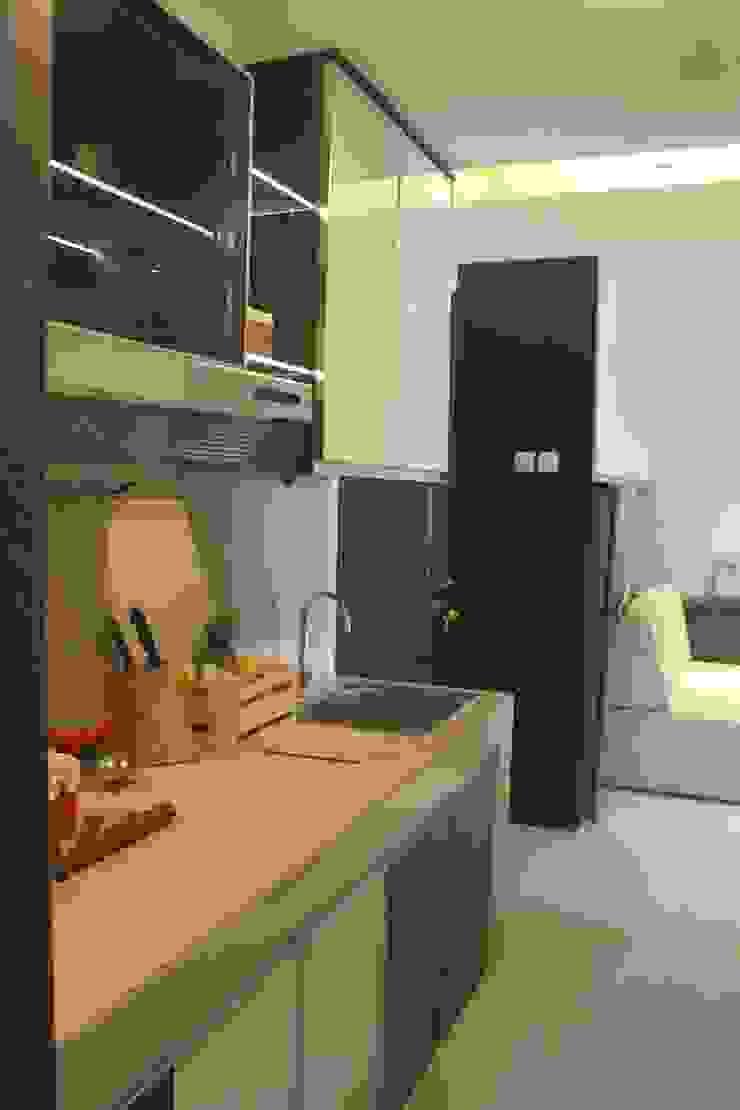Galeri Ciumbuleuit II – Tipe 2 Bedroom Oleh POWL Studio Modern