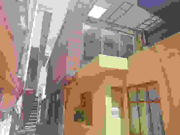 Casa Camacho de Designo Arquitectos Minimalista Ladrillos