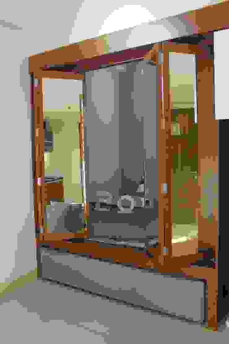 Galeri Ciumbuleuit III – 2 Bedroom Cypress Oleh POWL Studio Modern