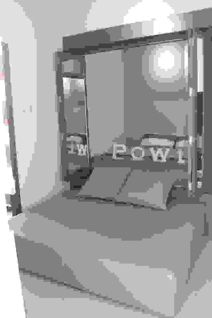 Galeri Ciumbuleuit III – 2 Bedroom Cypress Kamar Tidur Modern Oleh POWL Studio Modern