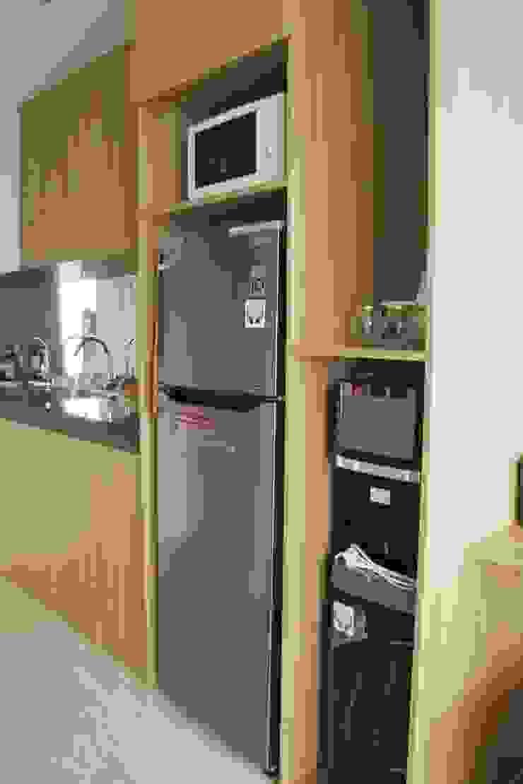 Apartemen Landmark – Tipe Studio Oleh POWL Studio Modern