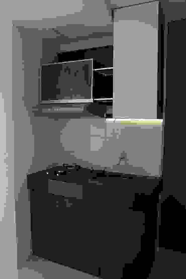 Parahyangan Residence 12 CH – Tipe 2 Bedroom Oleh POWL Studio Modern