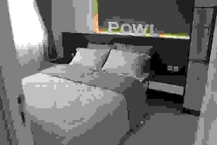Modern style bedroom by POWL Studio Modern