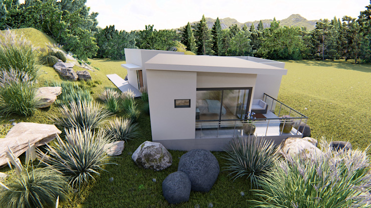 par Ekeko arquitectura - Coquimbo Minimaliste