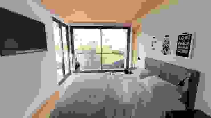 Minimalist bedroom by Ekeko arquitectura - Coquimbo Minimalist
