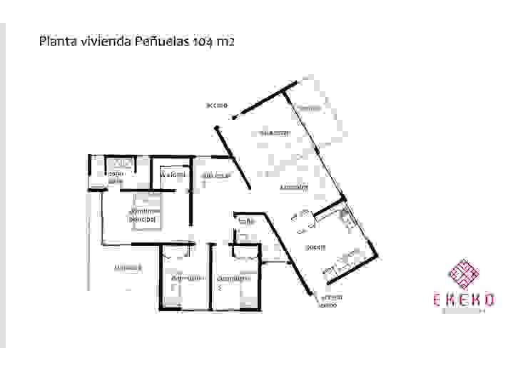 by Ekeko arquitectura - Coquimbo