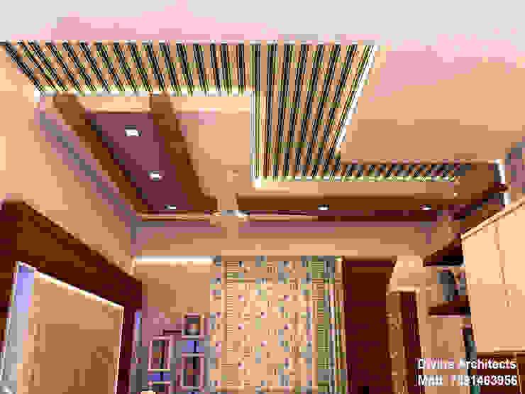 Son_ s bed room interior design for mr. Ramavtar Khunteta jalmahal site joraver Singh gate govind nagar east Jaipur divine architects Modern living room