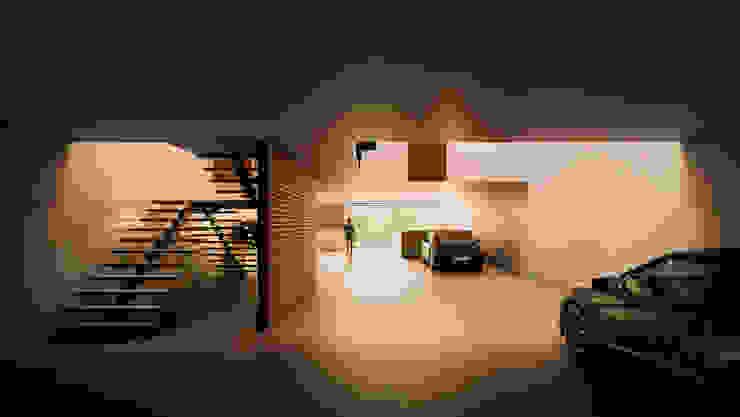 WERHAUS ARQUITECTOS Moderne huizen