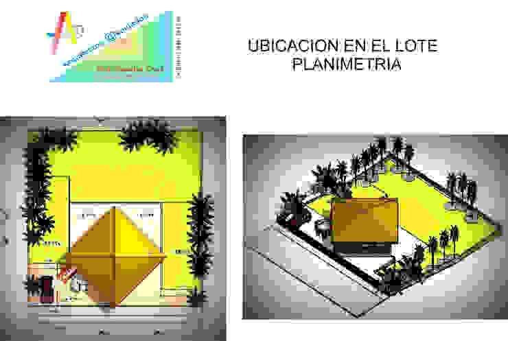 Proyecto Salsipuedes Casas modernas: Ideas, imágenes y decoración de Arq.SusanaCruz Moderno