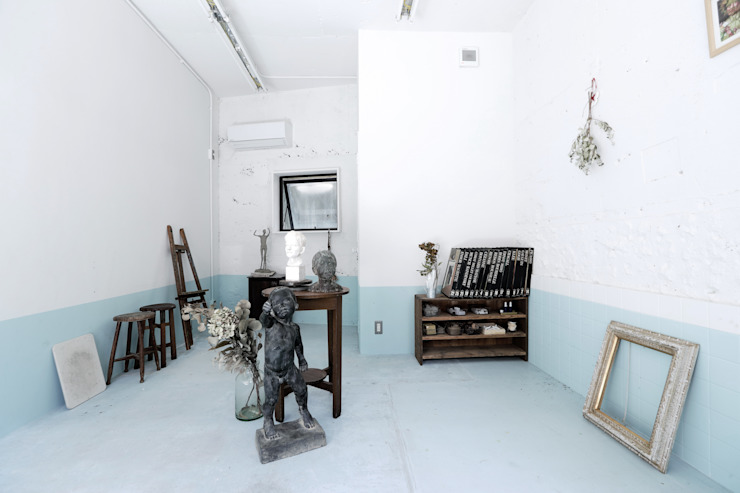 TRANSFORM 株式会社シーエーティ Eclectic style museums