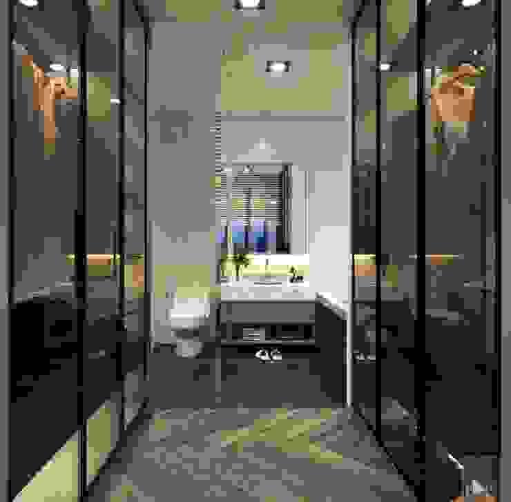 Salle de bains de style  par ICON INTERIOR,