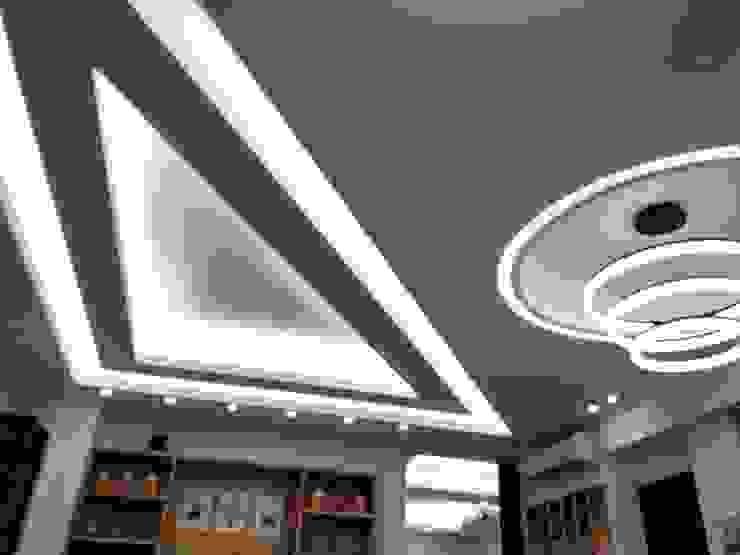 大廳天花 頂尖室內設計工程行 Commercial Spaces