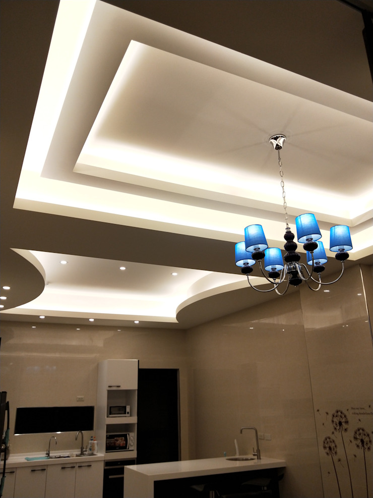 餐廳天花 頂尖室內設計工程行 商業空間