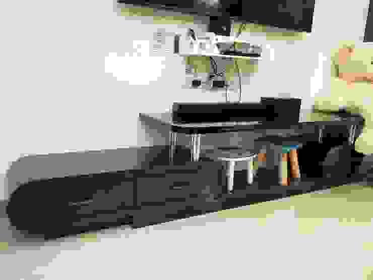 電視櫃 頂尖室內設計工程行 商業空間