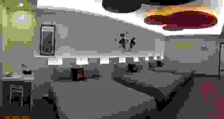 造型床頭背景牆 頂尖室內設計工程行 商業空間