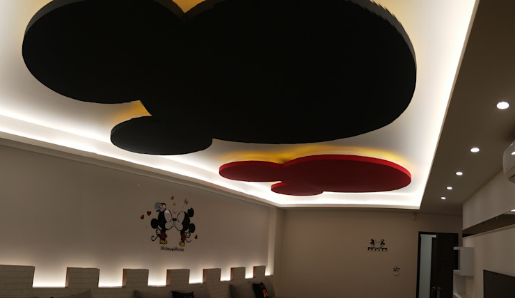 Fun風民宿室內設計設計施工完成照片 頂尖室內設計工程行 商業空間