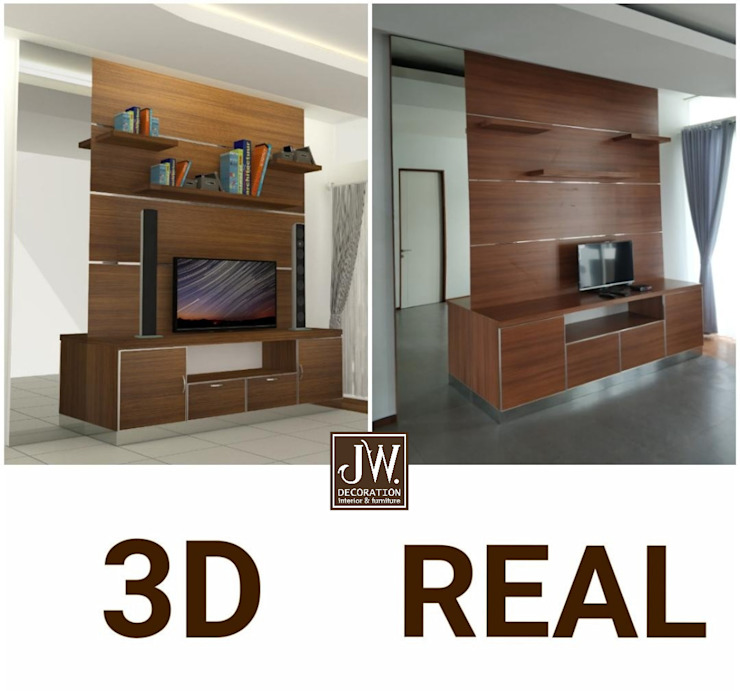 modern  by JW Decoration, Modern Plywood